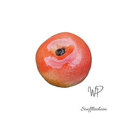 Pomme décorative.