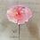 """Thumbnail: Fleur décorative """"hibiscus"""""""