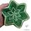Thumbnail: Mini moule étoile vert menthe
