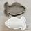 Thumbnail: Moule poisson moyen N°5