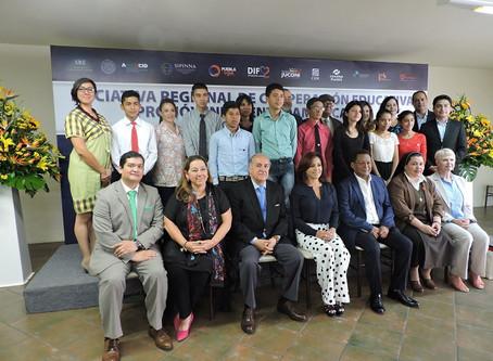 Unidos por la Iniciativa regional de cooperación educativa pro-jóvenes centroamericanos en situación