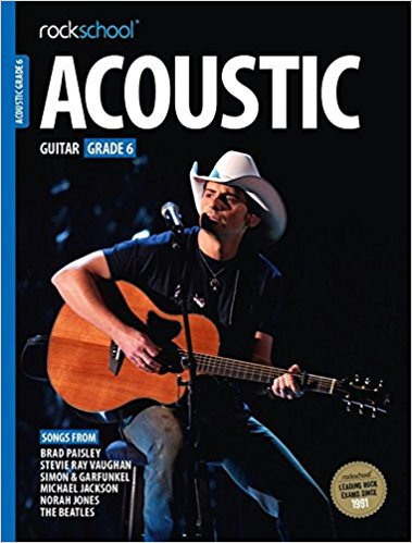 Rockschool Acoustic Guitar Grade - 6