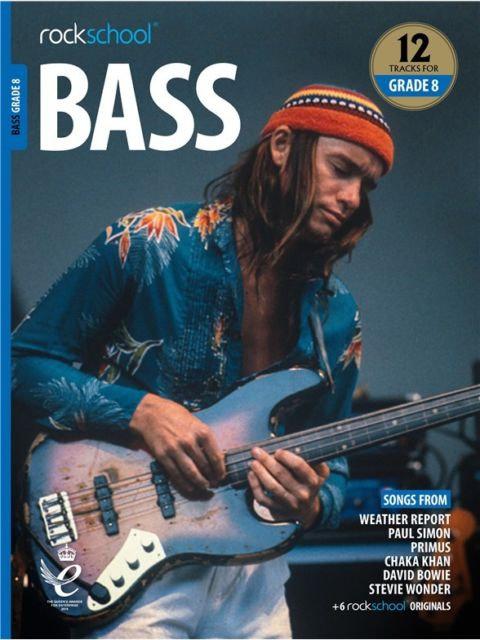 Rockschool Bass Grade - 8