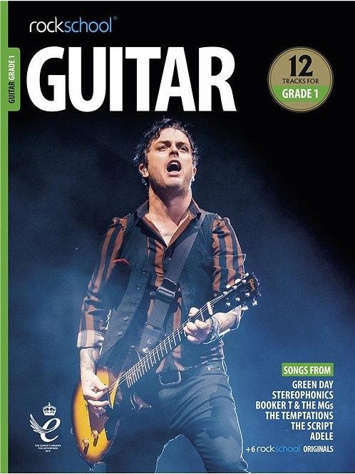 Rockschool Guitar Grade - 1