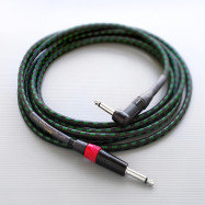 "Lyric HG Instrument Cable ""Straight To Right"" - 10ft"