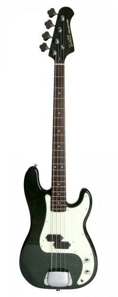 Bass Collection: Power Bass - Jet Black