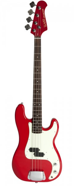 Bass Collection: Power Bass - Guards Red