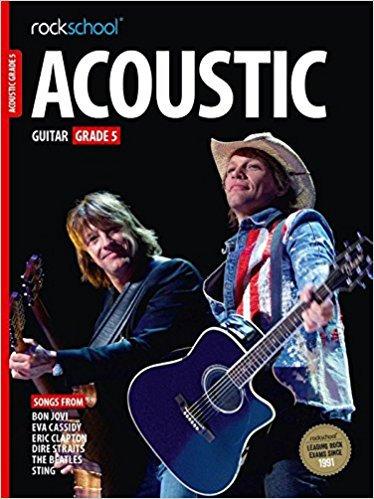 Rockschool Acoustic Guitar Grade - 5