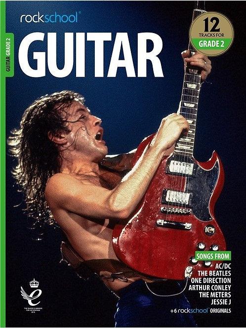 Rockschool Guitar Grade - 2