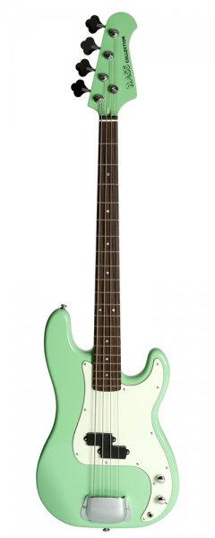 Bass Collection: Power Bass - Wimbledon Green