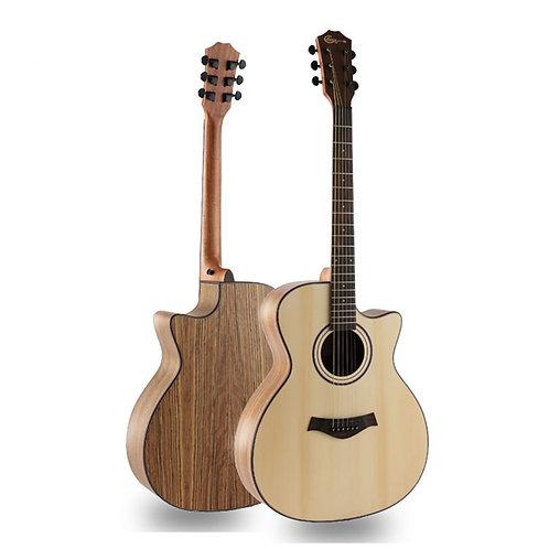 Acoustic Guitar 6 Strings Folk Guitar Instruments AGT307