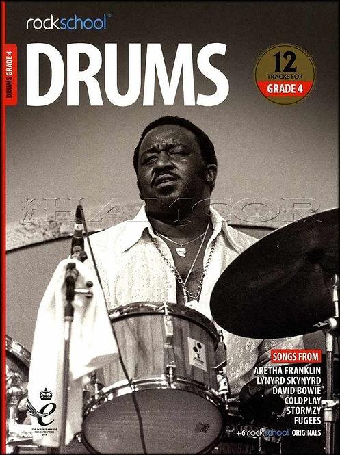 Rockschool Drums Grade - 4