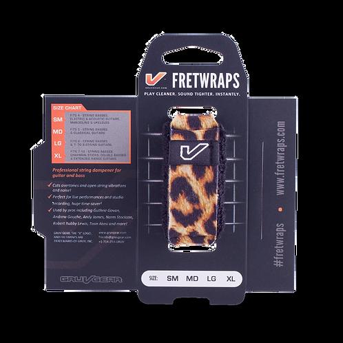 Gruvgear Fretwraps 1 String Wrap - Leopard