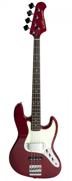 Bass Collection: Jive Bass - Guards Red