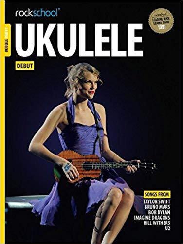Rockschool Ukulelee Grade - Debut