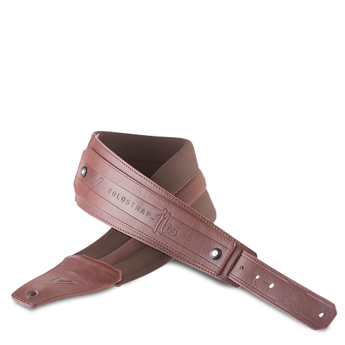 Gruvgear SoloStrap Neo Comfort Guitar Strap - Chocolate