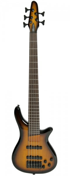 Bass Collection: Speakeasy 5 - Jet Black