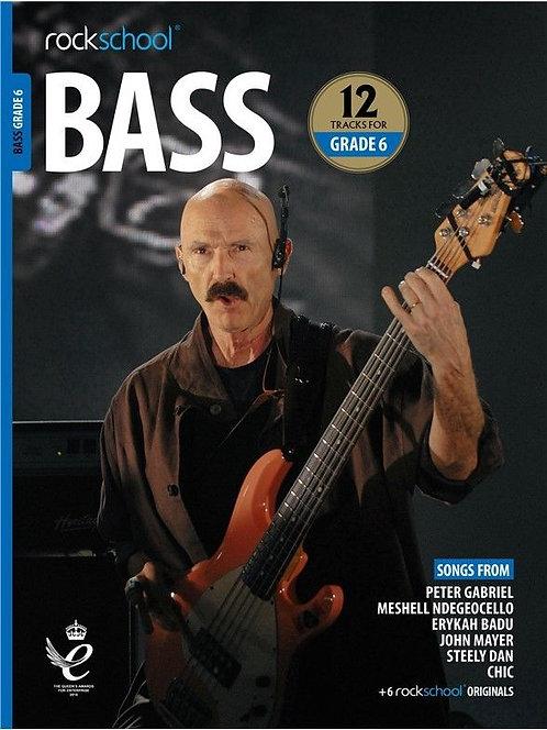 Rockschool Bass Grade - 6