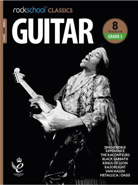 """Rockschool """"Classics"""" Guitar Grade - 3"""