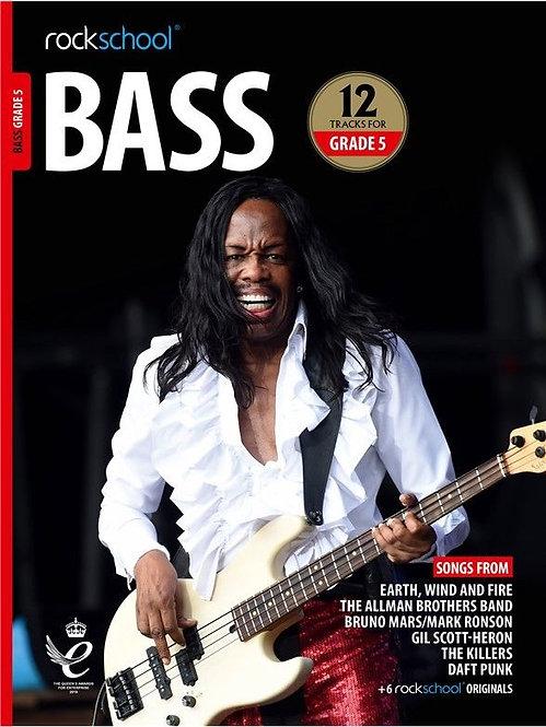 Rockschool Bass Grade - 5