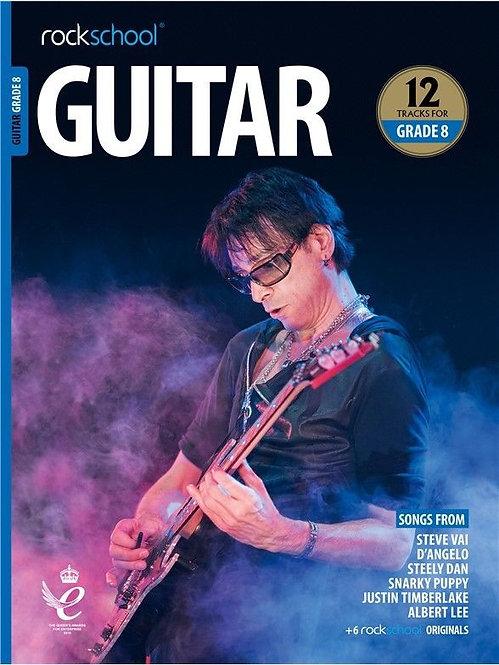 Rockschool Guitar Grade - 8