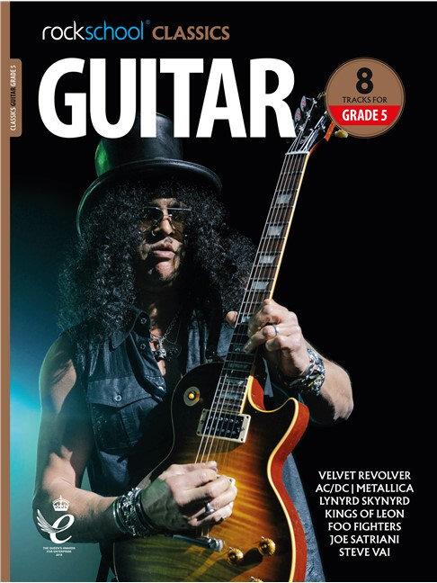 """Rockschool """"Classics"""" Guitar Grade - 5"""