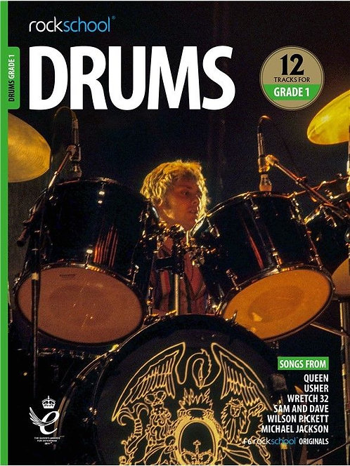 Rockschool Drums Grade - 1