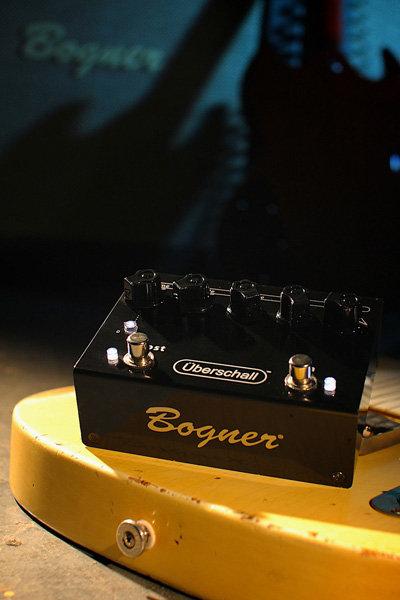 Bognor Guitar Pedals - Überschall