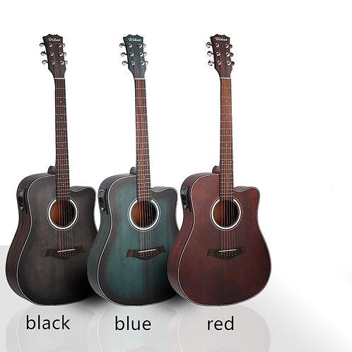 Acoustic Guitar 6 String Concert Guitar  Pickup AGT201