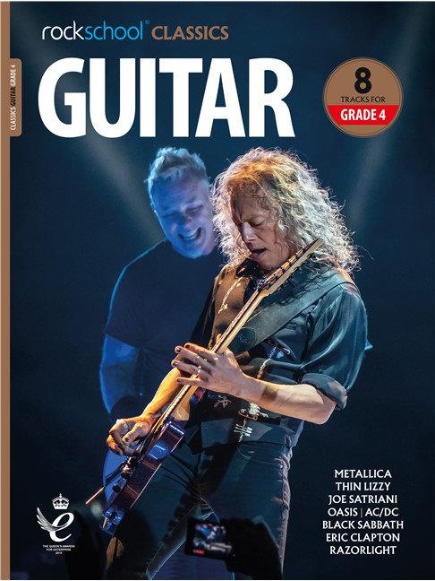 """Rockschool """"Classics"""" Guitar Grade - 4"""