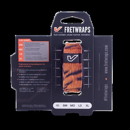 Gruvgear Fretwraps 1 String Wrap - Tiger