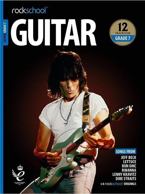 Rockschool Guitar Grade - 7