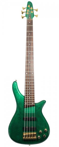 Bass Collection: Speakeasy SB325 - Trans Green
