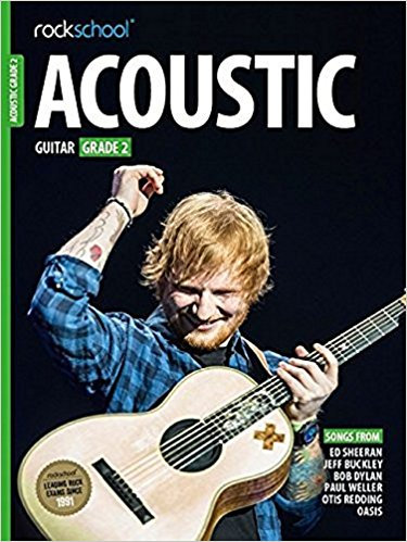 Rockschool Acoustic Guitar Grade - 2