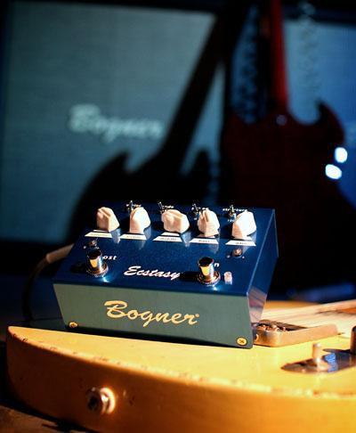 Bognor Guitar Pedals - Ecstasy Blue