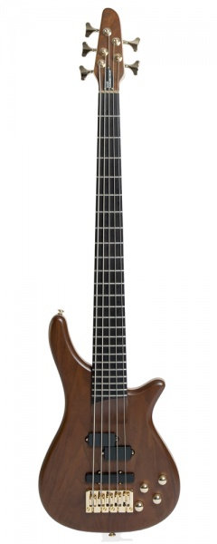 Bass Collection: Speakeasy Pro 5 - Natural