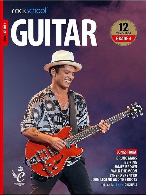 Rockschool Guitar Grade - 4