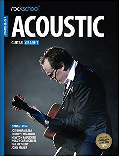 Rockschool Acoustic Guitar Grade - 8
