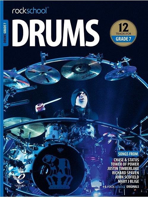 Rockschool Drums Grade - 7