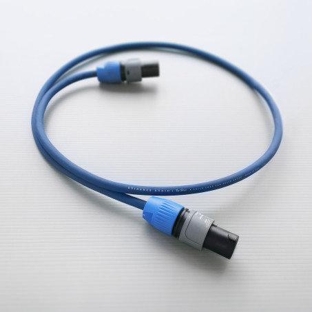 """The Siren Speaker Cable """"Speak-On"""" - 5ft"""