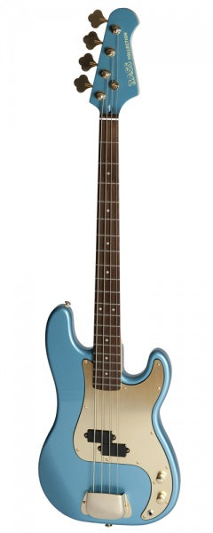Bass Collection: Power Bass - Islington Blue