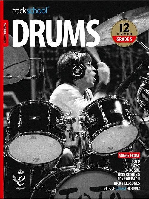 Rockschool Drums Grade - 5