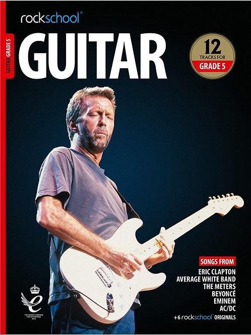 Rockschool Guitar Grade - 5