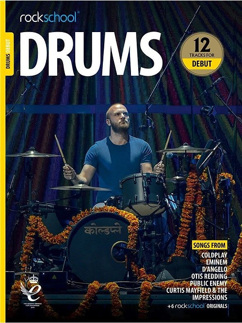 Rockschool Drums Grade - Debut