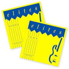 Elites Electric Guitar Strings - 10's