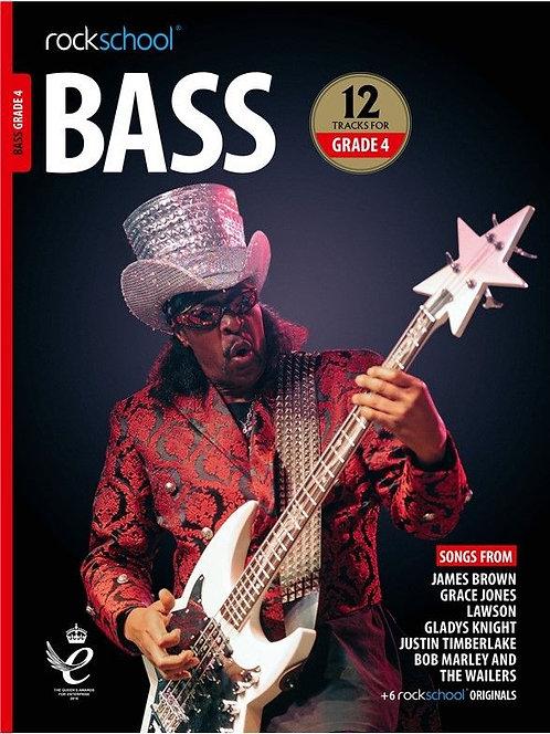 Rockschool Bass Grade - 4