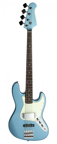 Bass Collection: Jive Bass - Windermere Blue