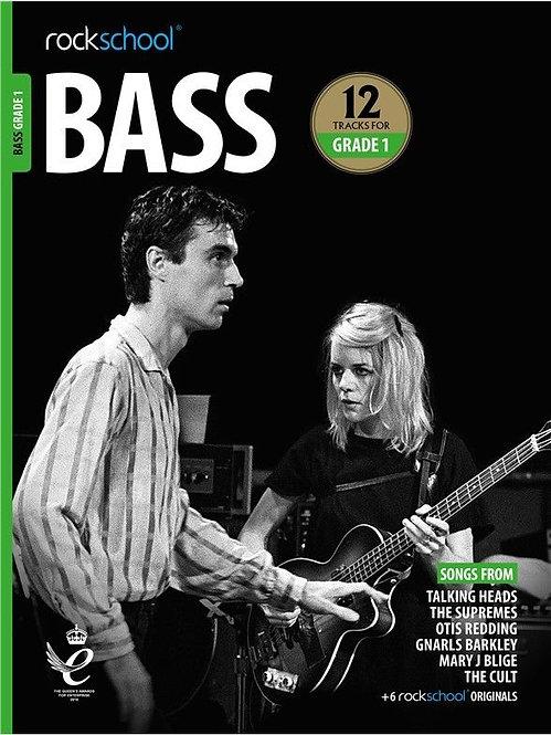 Rockschool Bass Grade - 1