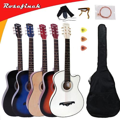 Guitar Basswood Musical Instruments AGT166
