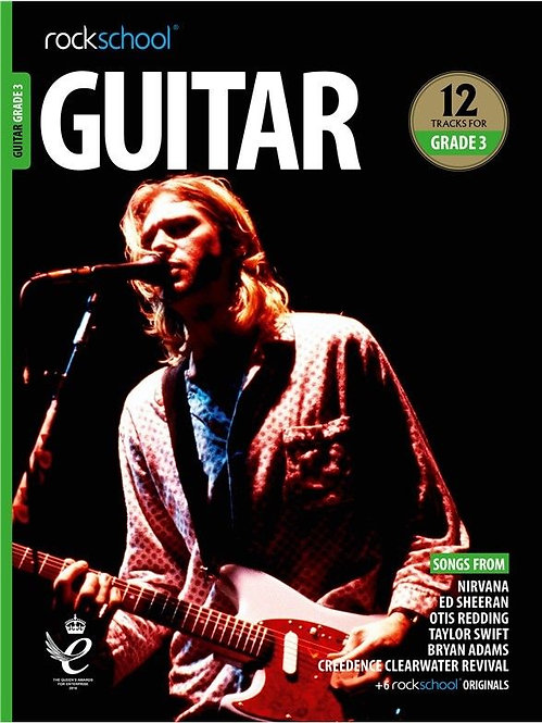 Rockschool Guitar Grade - 3